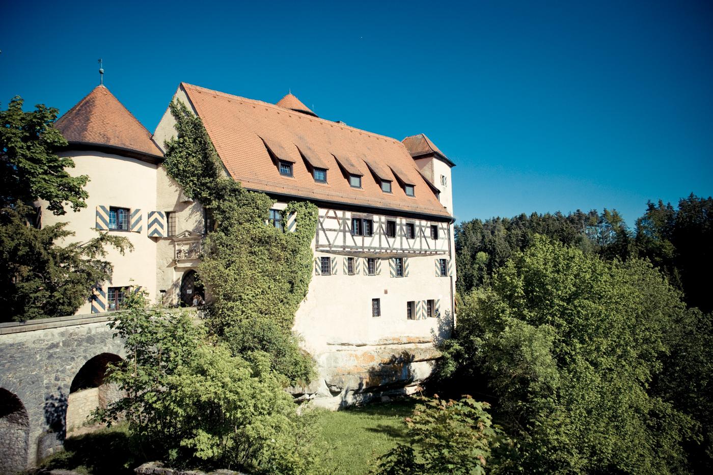 Burg Rabenstein Fränkische Schweiz