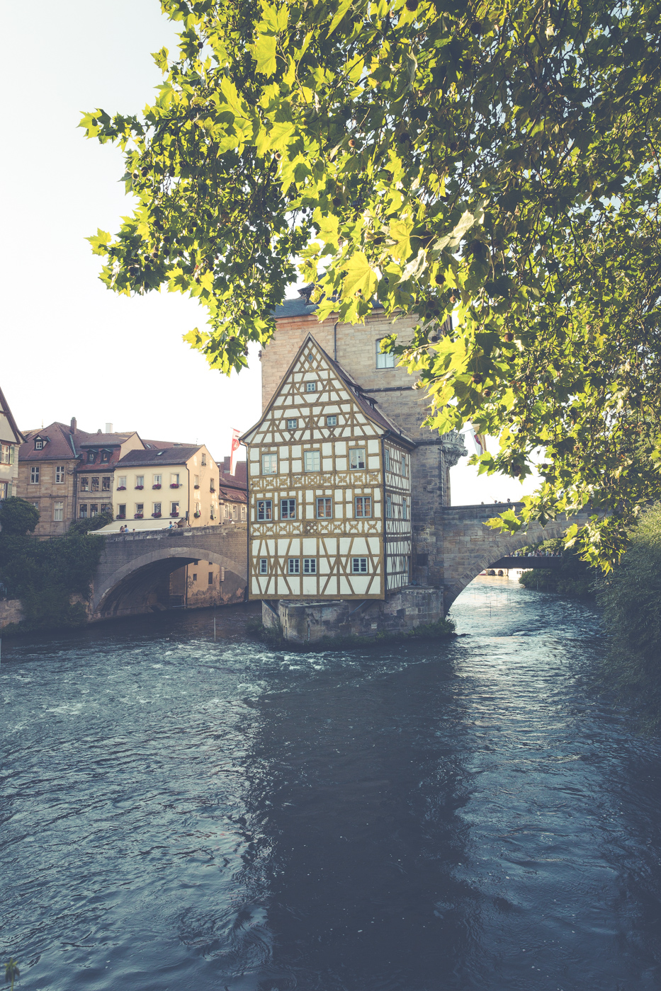 Altes Rathaus Bamberg UNESCO Weltkulturerbe