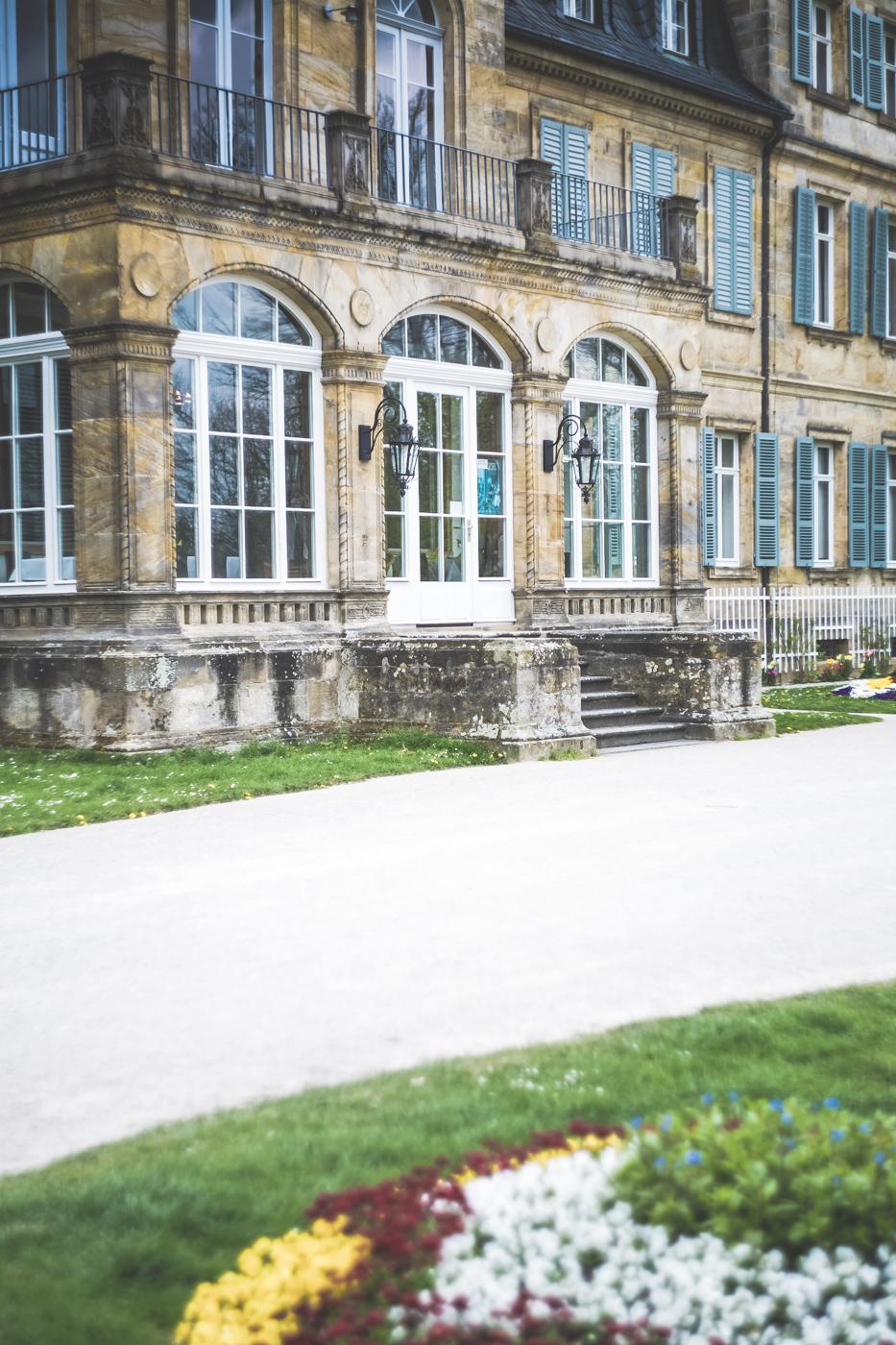 Schloss Eckersdorf, Gartenkunst-Museum