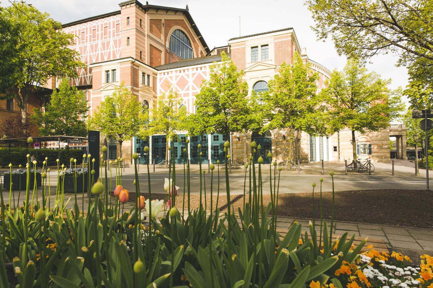 Festspielhaus Grüner Hügel Bayreuth