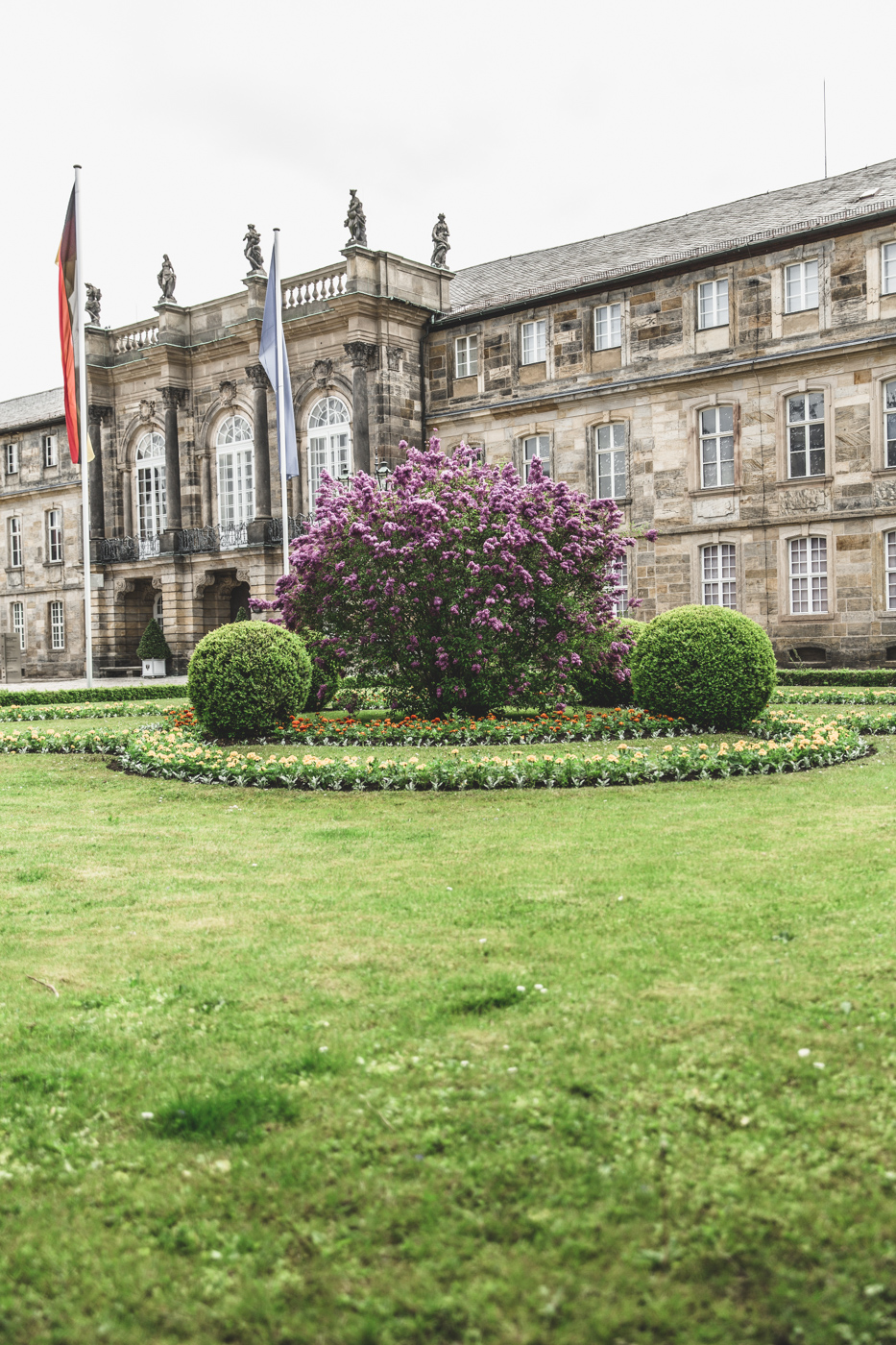 Markgräfin Wilhelmine, Neues Schloss, Bayreuth