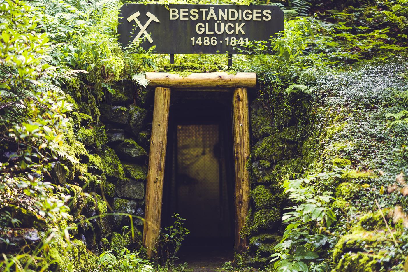 Bergwerk Bad Berneck