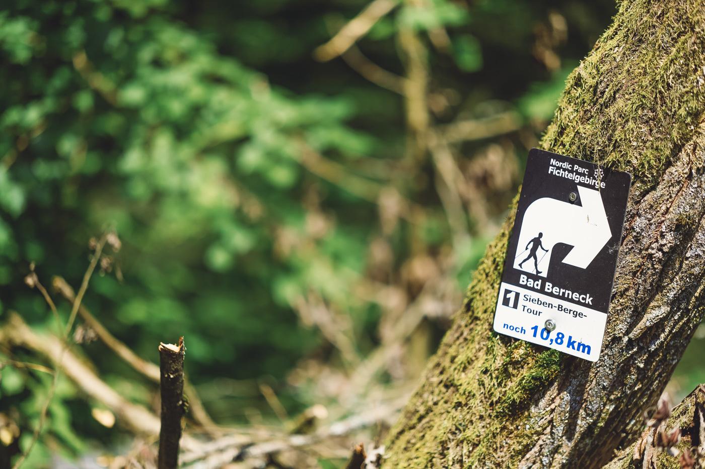 Nordic Walking Parc Bad Berneck