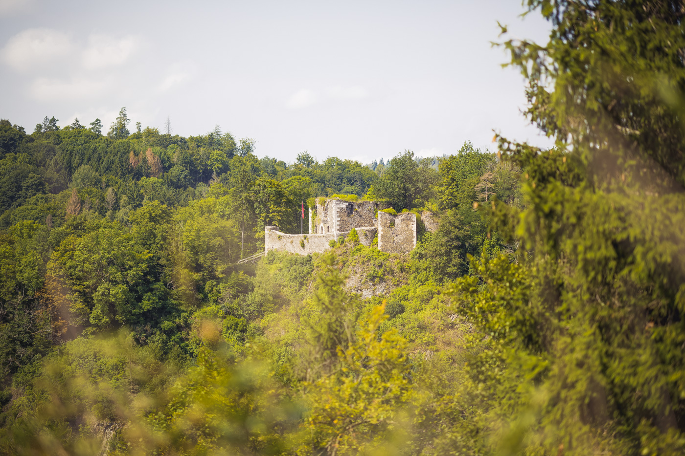 Burgruine Bad Berneck