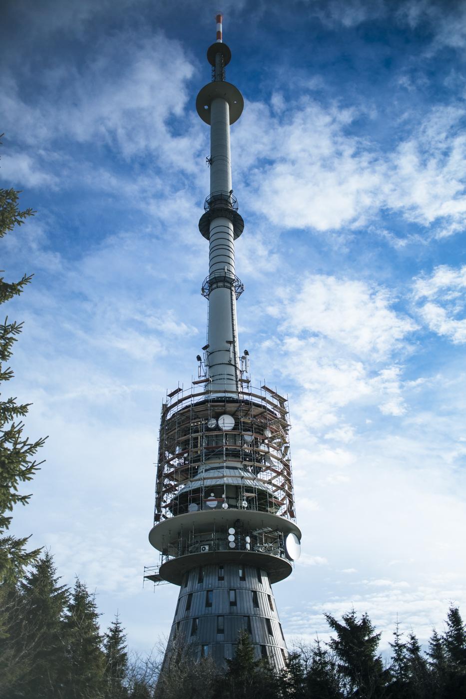 Fernsehturm Ochsenkopf