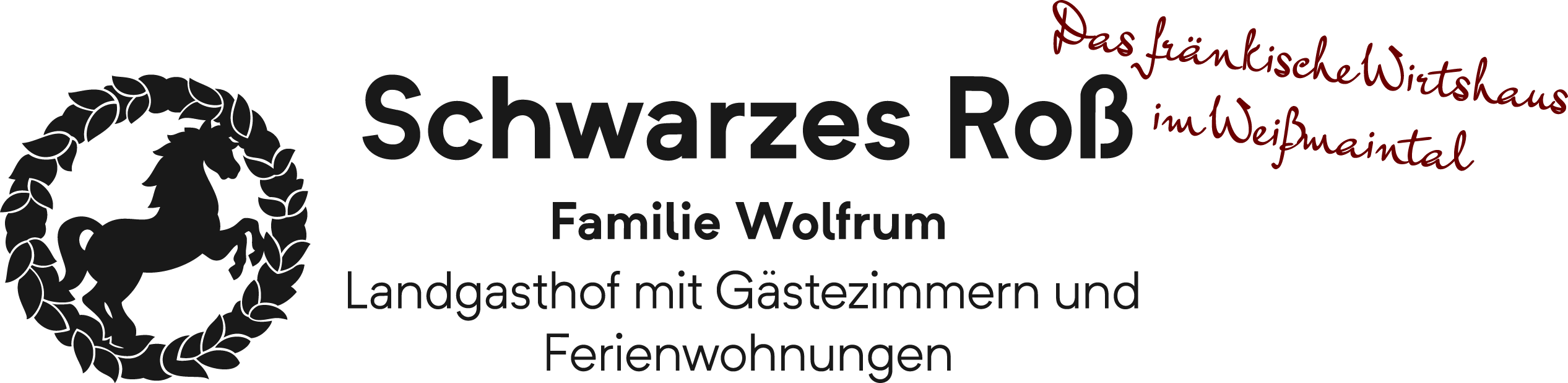 Schwarzes Roß – Goldmühl Bad Berneck